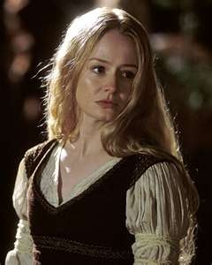 Eowyn (Miranda Otto)- The Lord of the Rings