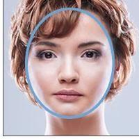 Kurzhaarfrisur Rundes Gesicht Bild Foto Bilder Für Sie