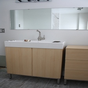 How to install a bathroom vanity stepbystep services - How to install a bathroom vanity ...