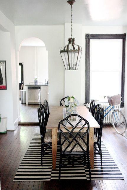 Black Wood Dining Room Set Custom Inspiration Design