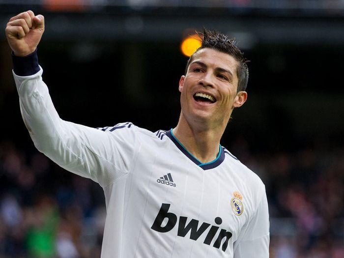 Cristiano Ronaldo Like a Michael Jordan in World Football