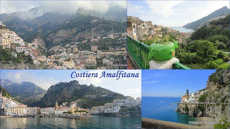 Amalfi Coast - Costiera Amalfitana - Ακτή Αμάλφι - Italy
