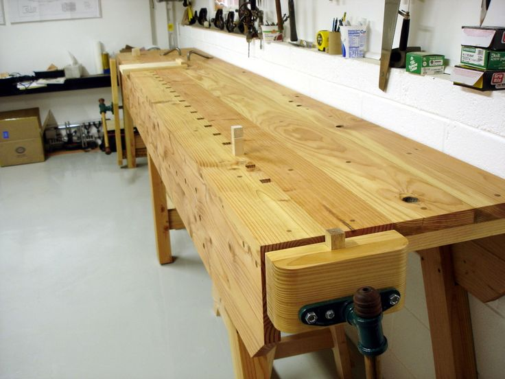 Wooden Work Bench Plans There are loads of helpful tips pertaining to your wood working projects found at http://www.woodesigner.net