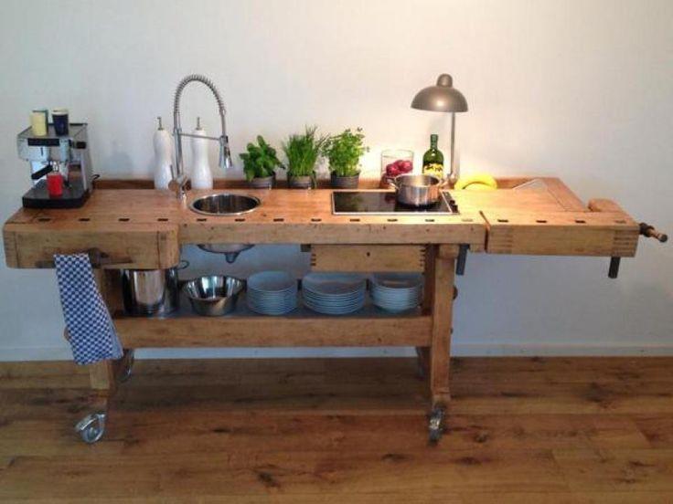 20+ ide Küche quoka terbaik di Pinterest Rak, Birkenbaum, dan - küche aus europaletten