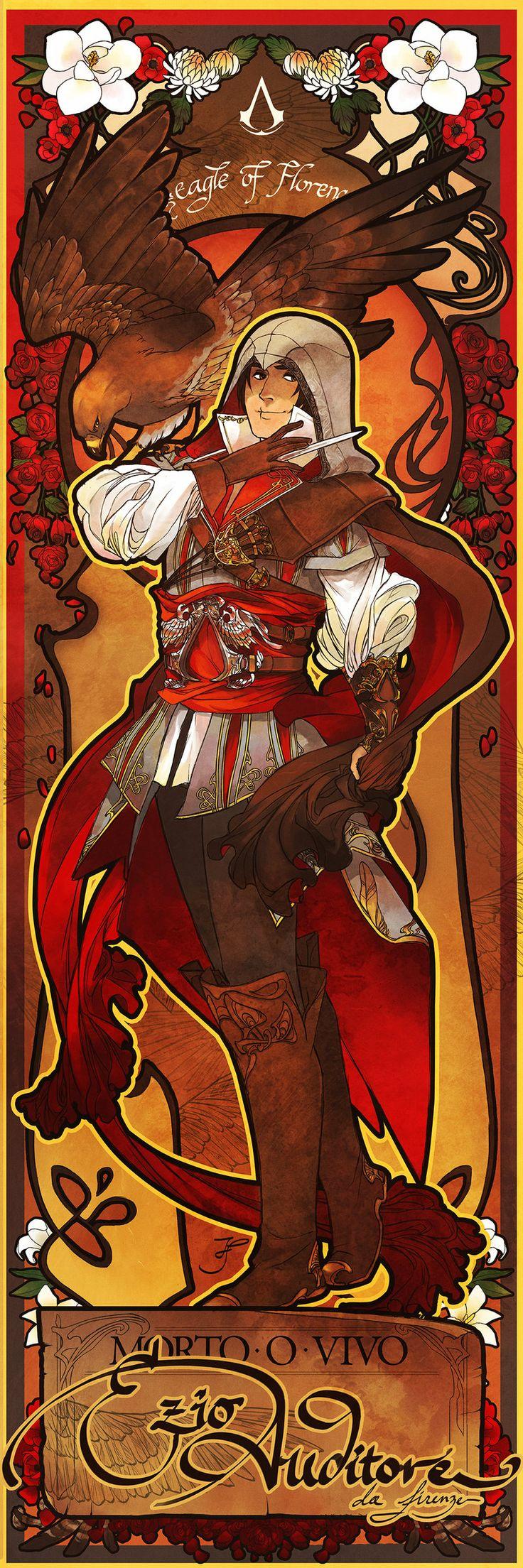 the eagle of florence by xfreischutz.deviantart.com on @deviantART
