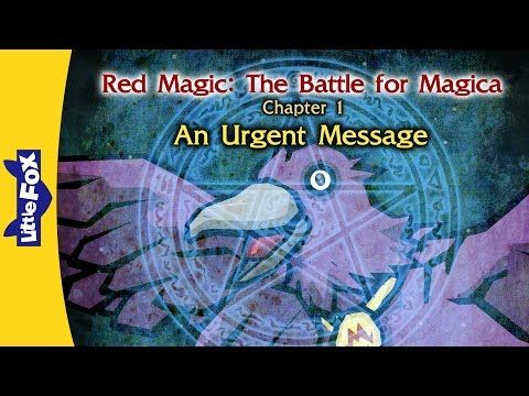 Red Magic, The Battle for Magica 1: An Urgent Message   Level 7   By Little Fox - YouTube