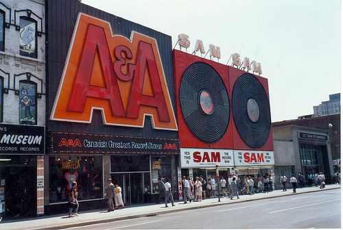 A&A Records and Sam the Record Man - Lost Treasures of Toronto