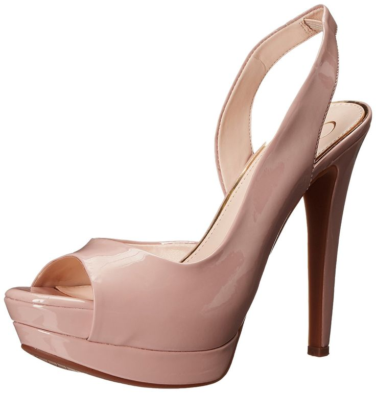 Jessica Simpson Women's Sabella D'Orsay Pump ** To view further, visit now : Block heel sandals