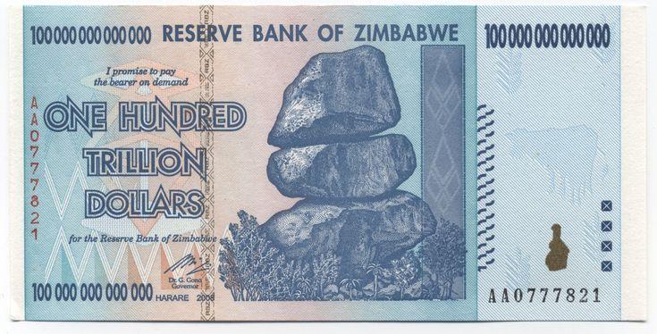 Zimbabwe Dollar USD - Why I Don't Recommend ZIM