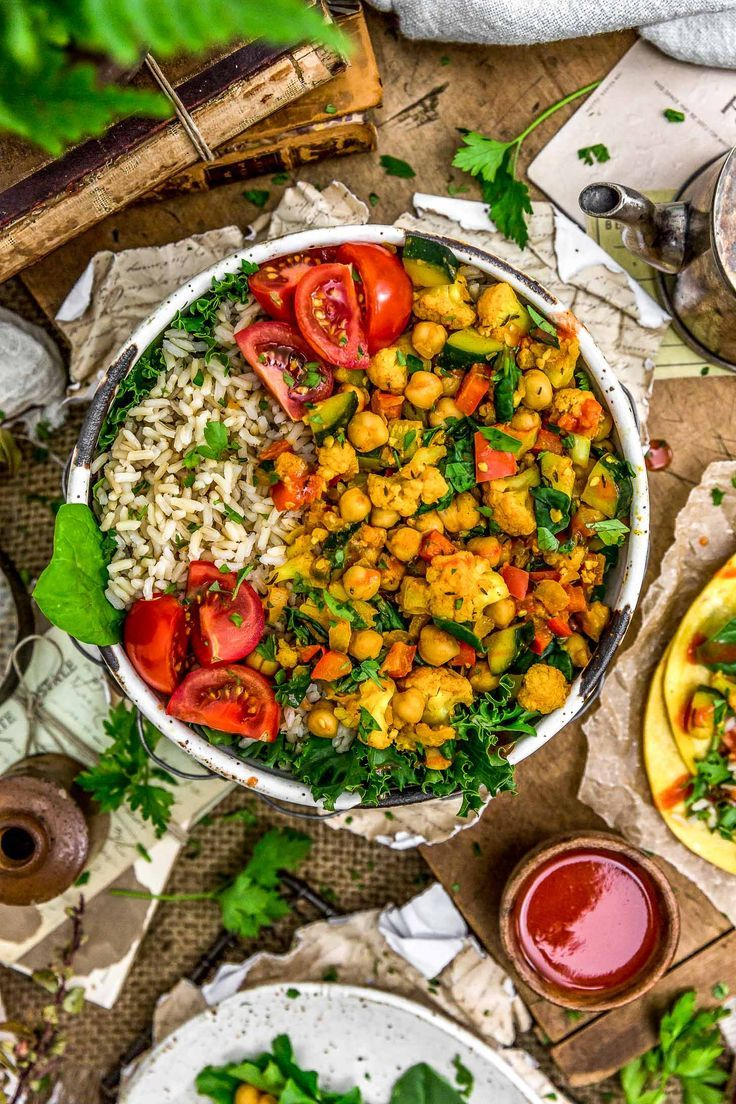 Veggie Breakfast Scramble Recipe Whole Food Recipes Veggies Vegetarian Recipes