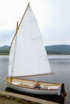 RIFF SAILING DINGHY | WoodenBoat Magazine