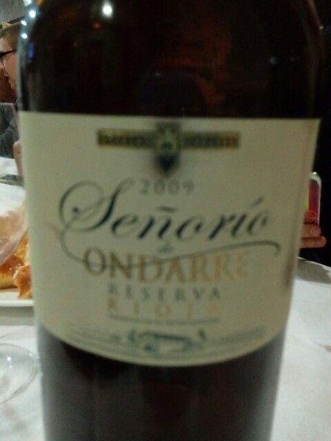 Señorío de Ondarre - Rioja