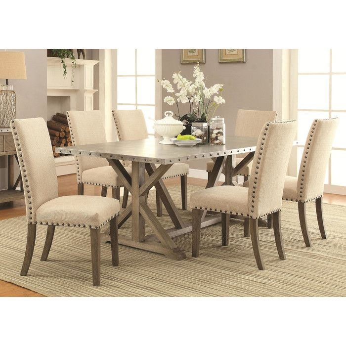 Wildon Home   Dining Table   Reviews   Wayfair41 best Dining room images on Pinterest   Dining room  Dining room  . Ship Dining Room Set. Home Design Ideas