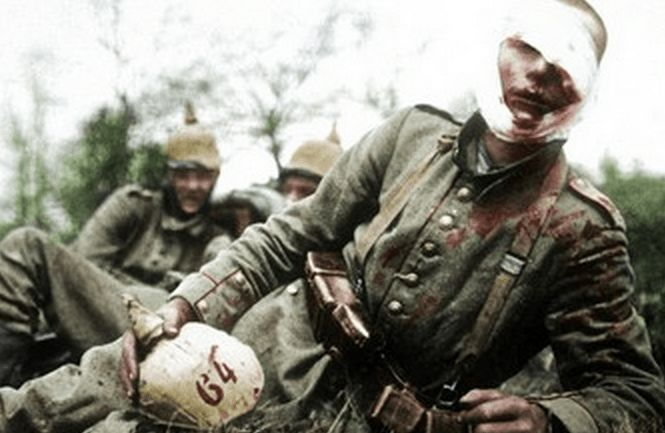 The featured photographs, colorized by Benjamin Thomas, Doug Banks, Dave Chandler, Frederic Duriez, Paul Reynolds andRoyston Leonard,capture in vivid detail the horror, devastation and sadnesson the battlefields of World War I. Their photos are also featured among the hundreds of colored photos on the WW1 Colourised Photos,WW2 Colourised Photos and Colours of YesterdayFacebook pages. Editor's …