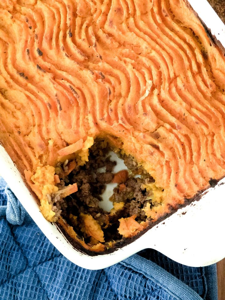 Paleo Shepherd's Pie: This is what is for dinner tonight...hope the hubs likes it :)