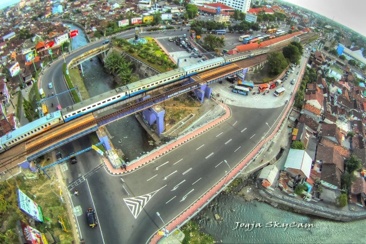 Jembatan Kewek Jogja