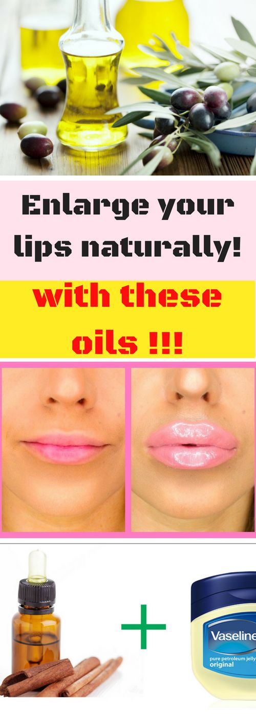 Most of the people want to have naturally full lips but that isn't something that we can have simply because we want to. Many of these people even undergo surgeries and pay a lot of money in order to achieve that. Today we are going to present you some completely natural ways for bigger and fuller lips.