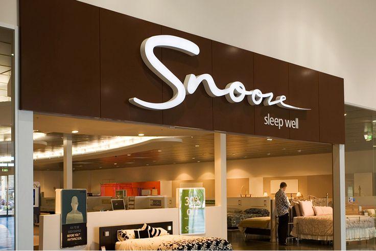 Snooze Store Branding by Hoyne Design