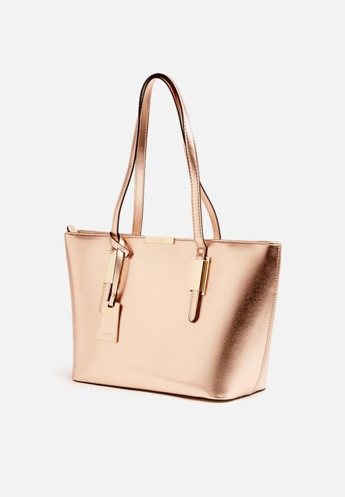 d82f6ee4c9f ALDO Afadollaa Bags   Purses Rose Gold