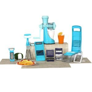 At Homeshop18 you can find #kitchen accessories online in India. Different kitchen accessories such as knives and #scissors, chopping boards, #juice extractors, graters peelers and slicers, and other kitchen tools are available at take away prices with the discounts available up to 77%.