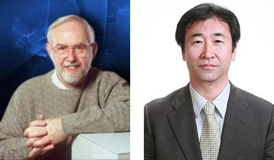 Art McDonald and Takaaki Kajita win 2015 Nobel Prize for Physics