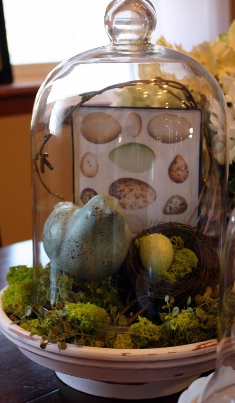 Spring Cloche by Sweet Something Design