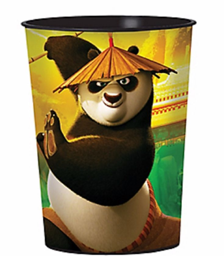 Partytoyz Inc. - Kung Fu Panda 3 Plastic 16 Ounce Reusable Keepsake Favor Cup (1 Cup), $0.99 (http://www.partytoyz.com/kung-fu-panda-3-plastic-16-ounce-reusable-keepsake-favor-cup-1-cup/)