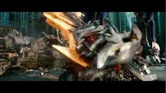 Noisia - Machine Gun [16Bit remix] Transformers Video - YouTube