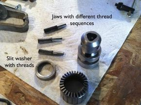Drill Chuck Cleaning and Assembly