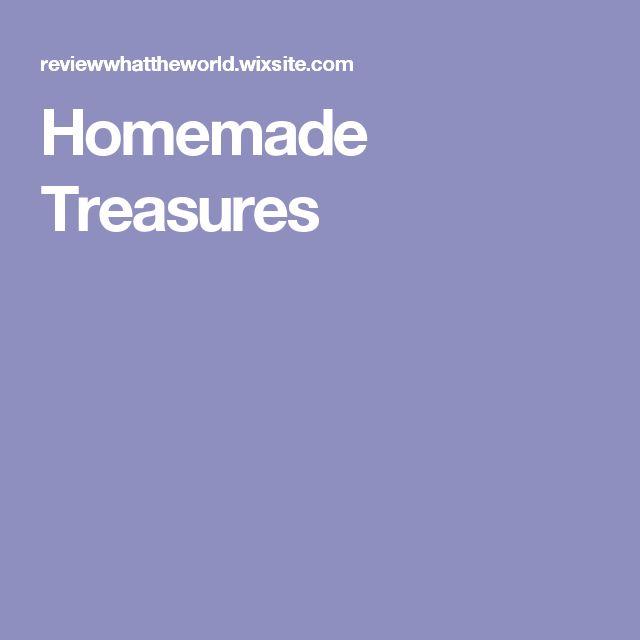 Homemade Treasures