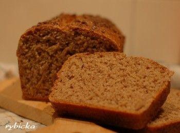 0948. Rybiččin obyčejný žitný celozrnný chleba - recept pro domácí pekárnu