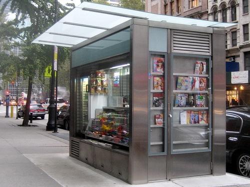 17 Best Images About Kiosk Design On Pinterest