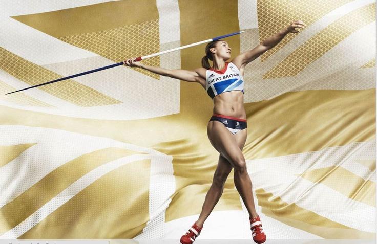 Jessica Ennis, Javelin throw