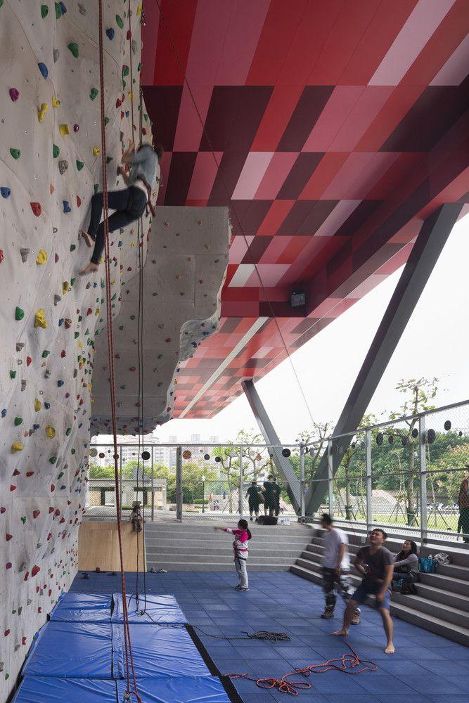 Galería de Centro Deportivo Tucheng / Q-Lab - 30