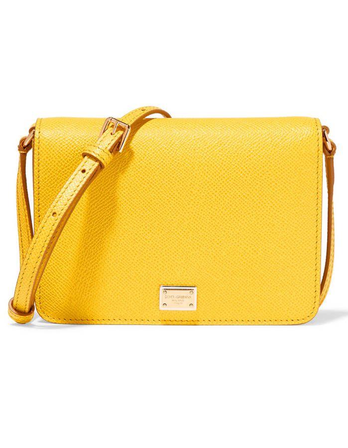 Petit sac jaune Dolce