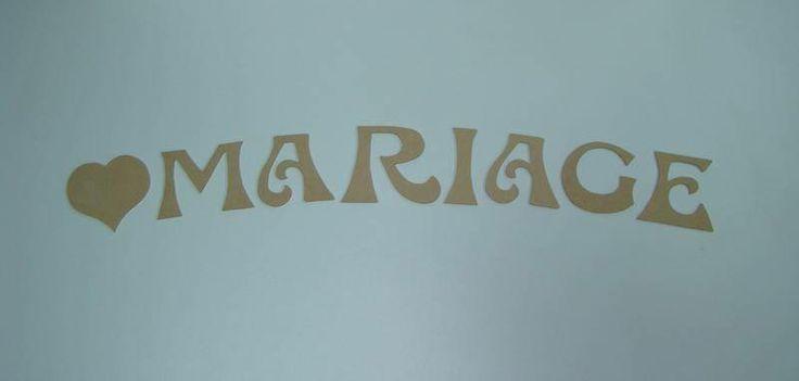 113 best oui images on pinterest - Deco mariage fait maison ...