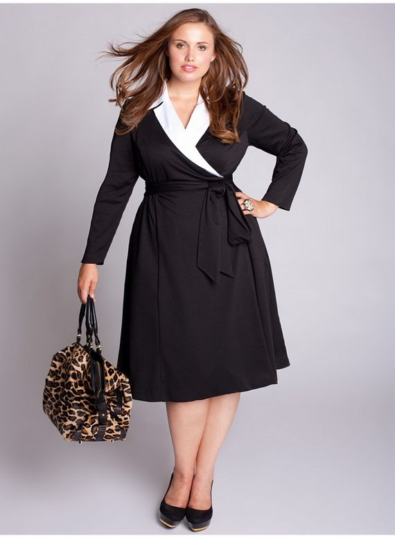 1000  ideas about Plus Size Black Dresses on Pinterest - Full ...
