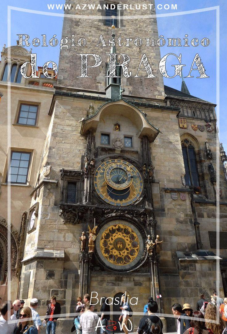 O famoso Orloj, o Relógio Astronômico de Praga (Pražský orloj, em tcheco), foi construído na era medieval pelos relojoeiros Mikulas de Kadan e Jan Sindel, em 1410. O relógio foi montado na parede sul do prédio da Prefeitura Municipal da Cidade Velha (Staroměstská radnice, em tcheco) e permanece lá até hoje. Veja como é a arquitetura e características do Orloj e minhas impressões sobre Praga.