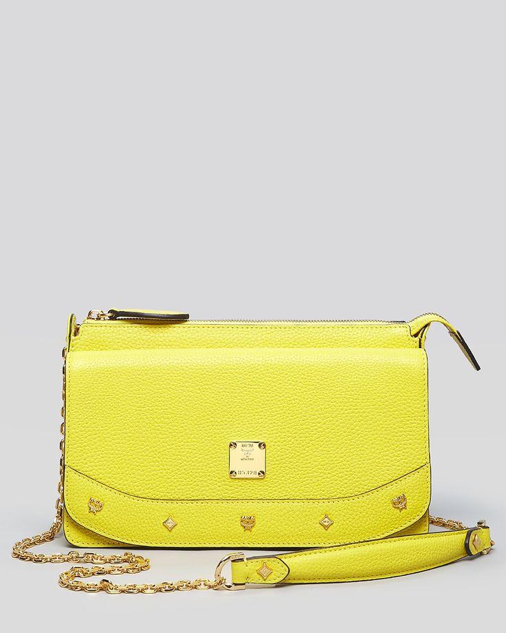 MCM Crossbody First Lady Leather Bag