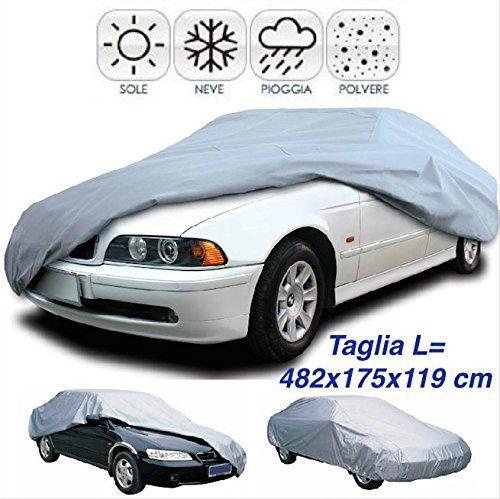 Dobo – Bâche de protection imperméable en PVC, renforcée avec du PEVA, pour voiture, protection contre la pluie, le soleil et le givre L…