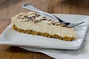 Frozen Peanut Butter Pie Made Over