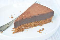 Chocolate fudgecake, a no bake recipe  Chocolade fudgetaart , een taart die je kunt maken zonder oven, in een klein kwartiertje klaar. Chocolade fudgetaart - Carola Bakt Zoethoudertjes