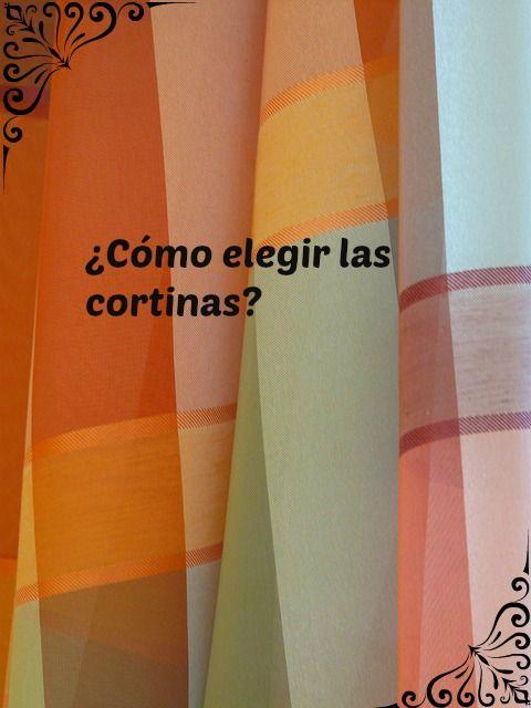 ¿Sabes las claves para elegir las cortinas para cada una de las habitaciones de tu casa? ¡Te ayudamos!