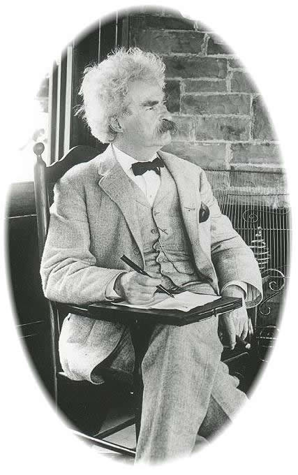 the life and writings of samuel clemens Twain earned a great deal of money from his writings and lectures samuel clemens himself responded to this suggestion by saying clemens, samuel l life on the mississippi, pp 32, 37, 45, 57, 78.