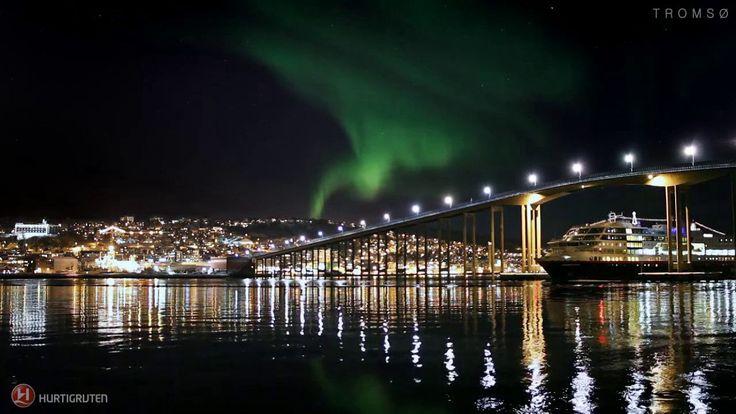 HURTIGRUTEN ЗИМА #Hurtigruten #cruise