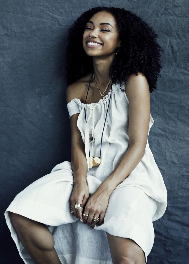 Logan Browning | The Coveteur