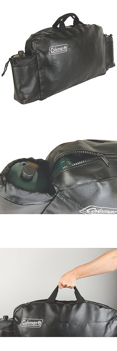 Parts and Accessories 181389: New! Coleman Camping Stove Accessories Carry Carrying Tote Case New Free Shipp BUY IT NOW ONLY: $31.02