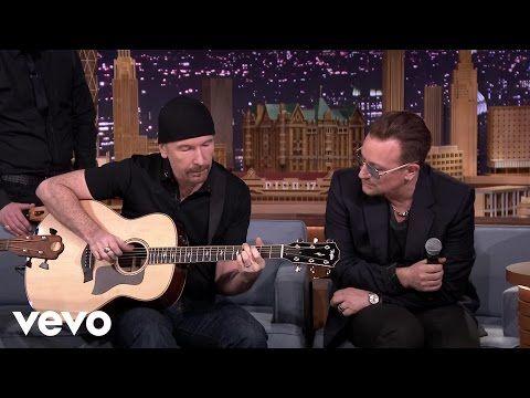 """""""U2 – Ordinary Love (Live on The Tonight Show)"""" brano fantastico e straordinari interpreti – dani58blog"""