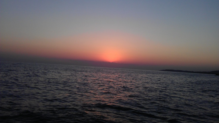 incekum gün batımı