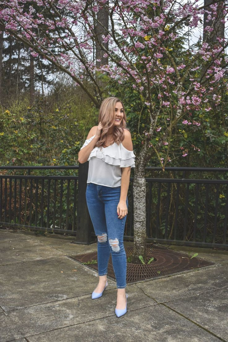 Cute Spring Outfit for Under $75